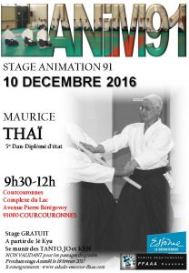 Stage Animation 91 – Maurice Thaï