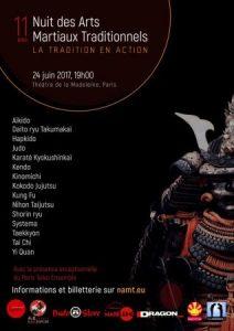 11ème Nuit des Arts Martiaux Traditionnels