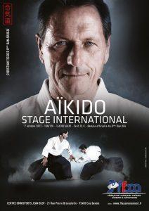Stage International avec Christian Tissier et remise officielle du 8ème dan