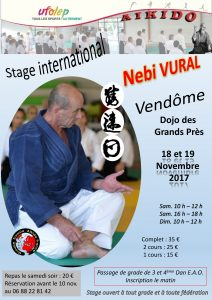 Stage International dirigé par Nebi Vural