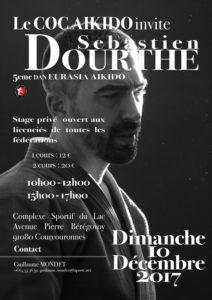 Stage dirigé par Sébastien Dourthe, 5ème Dan Eurasia