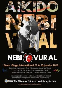 Stage International dirigé par Nebi Vural