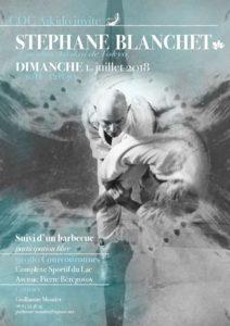 Stage dirigé par Stéphane Blanchet