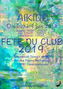 Fête du club dimanche 9 juin!