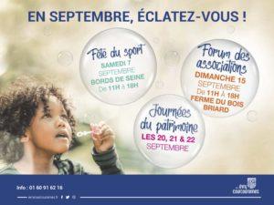 Fête du Sport d'Evry-Courcouronnes